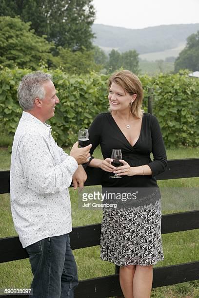 Virginia Middleburg Chrysalis Vineyards