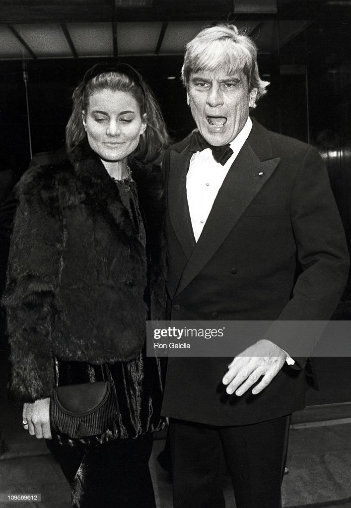 Virginia Warner and John Warner during John and Virginia Warner Sighting - Washington D.C. - January 19, 1985 at The Madison Hotel in Washington D.C., Maryland, United States.