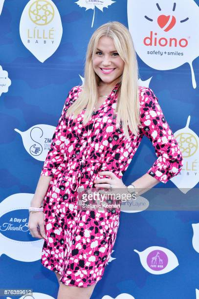 Virginia Williams attends Diono Presents Inaugural A Day of Thanks and Giving Event at The Beverly Hilton Hotel on November 19 2017 in Beverly Hills...