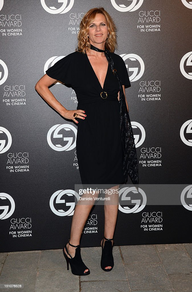 Virginie Couperie Eiffel attends the Gucci Award for Women in Cinema at The 69th Venice International Film Festival at Hotel Cipriani on August 31, 2012 in Venice, Italy.