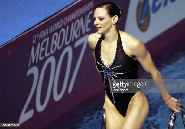 Virginie DEDIEU Solo Libre Natation synchronisee Championnats du Monde de Natation 2007 Melbourne
