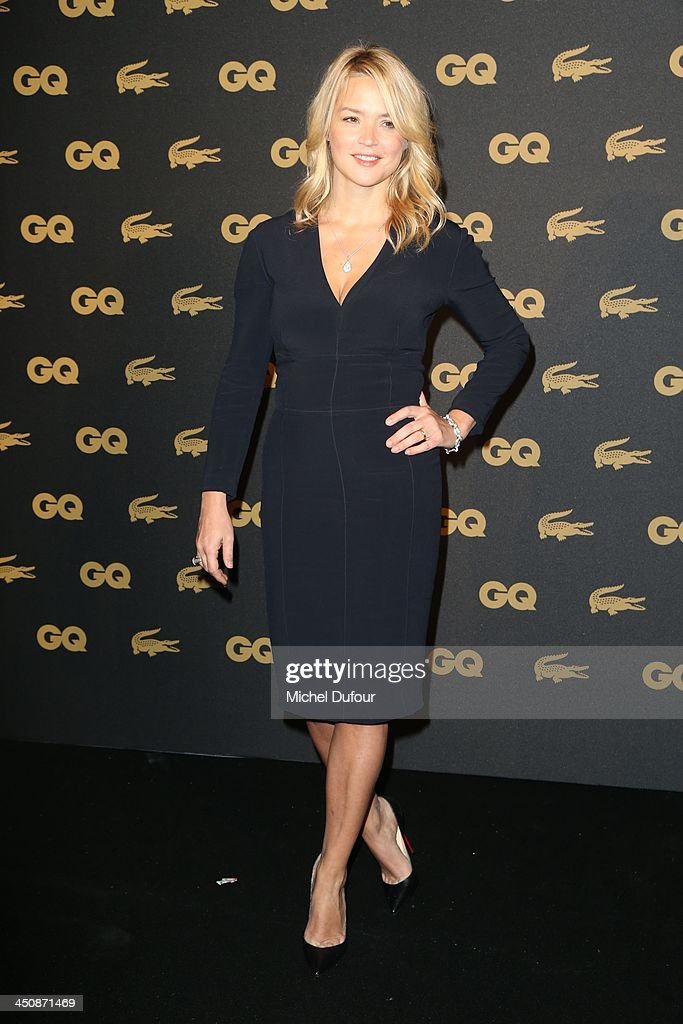 Virginie Effira attends GQ Men Of The Year Awards 2013 - Photocall At Museum d'Histoire Naturelle at Museum d'Histoire Naturelle on November 20, 2013 in Paris, France.