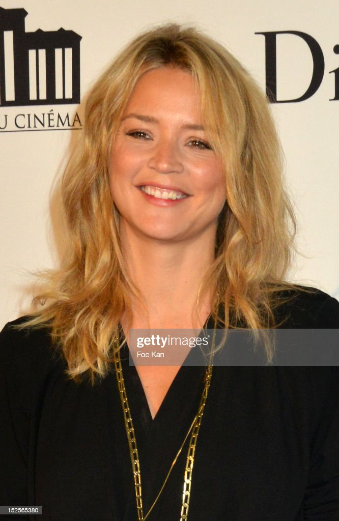 Virginie Efira attends 'La Cite Du Cinema' Launch - Red Carpet at Saint Denis on September 21, 2012 in Paris, France.