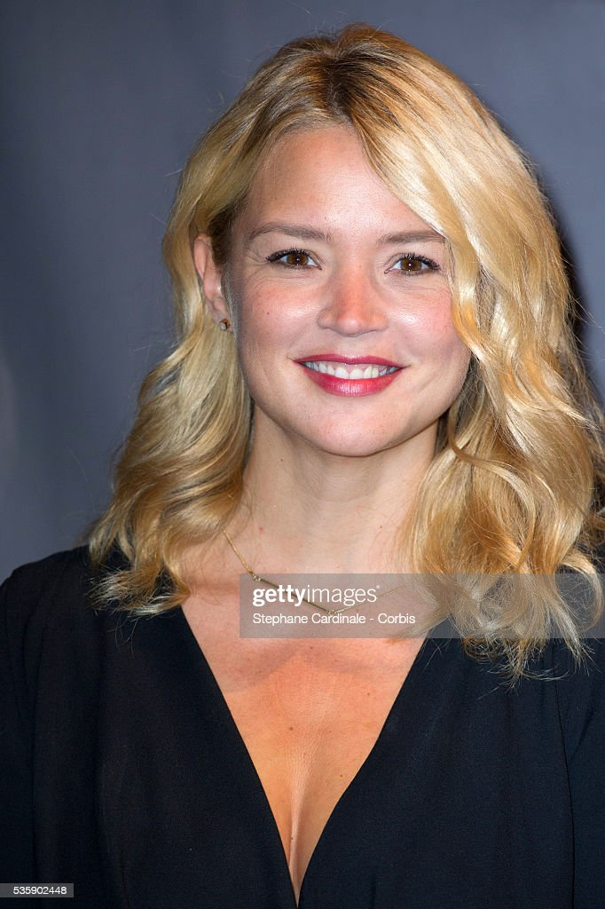 Virginie Efira attends the Tribute to Quentin Tarantino, during the 5th Lumiere Film Festival, in Lyon.