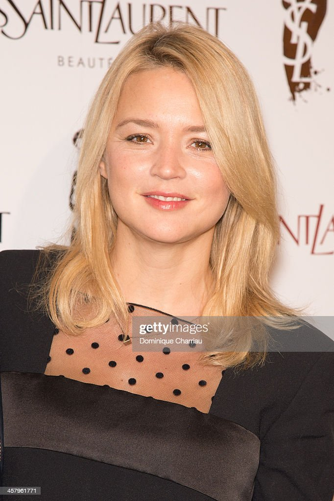 <a gi-track='captionPersonalityLinkClicked' href=/galleries/search?phrase=Virginie+Efira&family=editorial&specificpeople=228714 ng-click='$event.stopPropagation()'>Virginie Efira</a> attends the 'Yves Saint Laurent' Paris Premiere at Cinema UGC Normandie on December 19, 2013 in Paris, France.