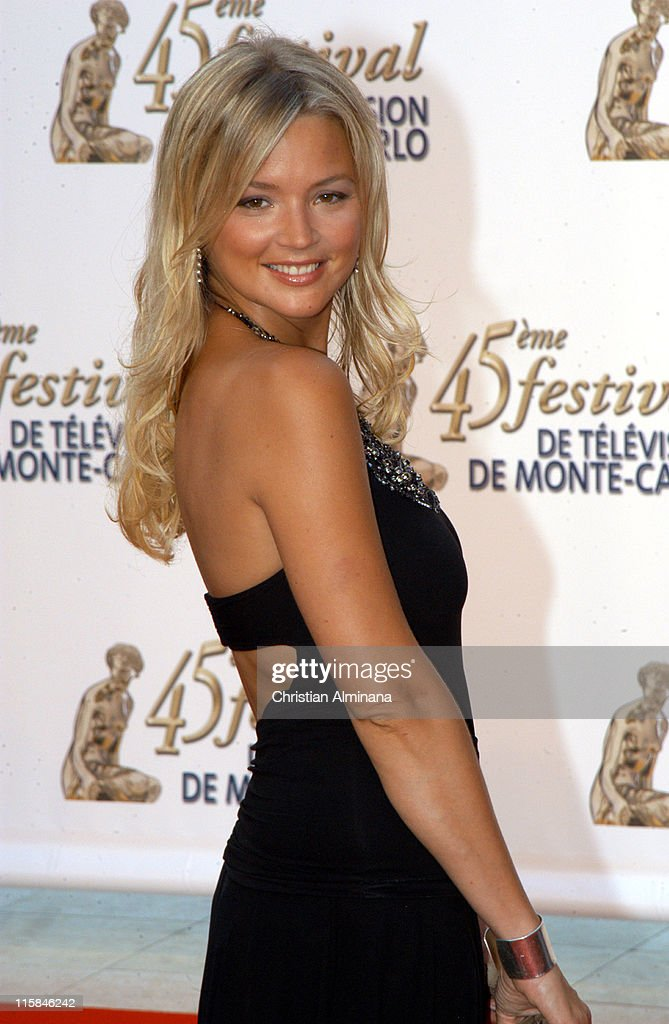 <a gi-track='captionPersonalityLinkClicked' href=/galleries/search?phrase=Virginie+Efira&family=editorial&specificpeople=228714 ng-click='$event.stopPropagation()'>Virginie Efira</a> during 45th Monte Carlo Television Festival - Opening Ceremony - Red Carpet at Grimaldi Forum in Monte Carlo, Monaco.