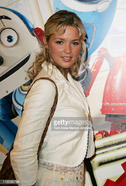 Virginie Efira during 'Robots' Paris Premiere at UGC Normandy in Paris France