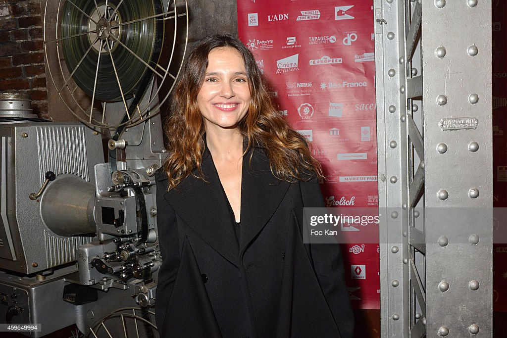 <a gi-track='captionPersonalityLinkClicked' href=/galleries/search?phrase=Virginie+Ledoyen&family=editorial&specificpeople=206954 ng-click='$event.stopPropagation()'>Virginie Ledoyen</a> attends the 'Courts Devant ' - 10th Anniversary of Short MoviesÊ: Opening Ceremony at Cinema des Cineastes on November 24.