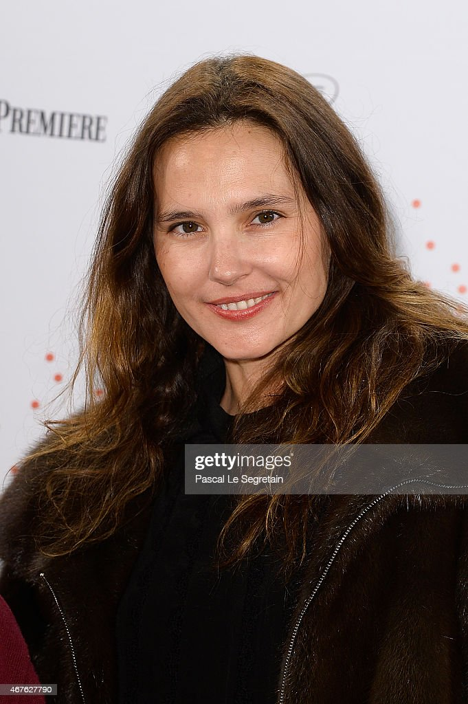 <a gi-track='captionPersonalityLinkClicked' href=/galleries/search?phrase=Virginie+Ledoyen&family=editorial&specificpeople=206954 ng-click='$event.stopPropagation()'>Virginie Ledoyen</a> attends The Lumiere! Le Cinema Invente exhibition preview on March 26, 2015 in Paris, France.