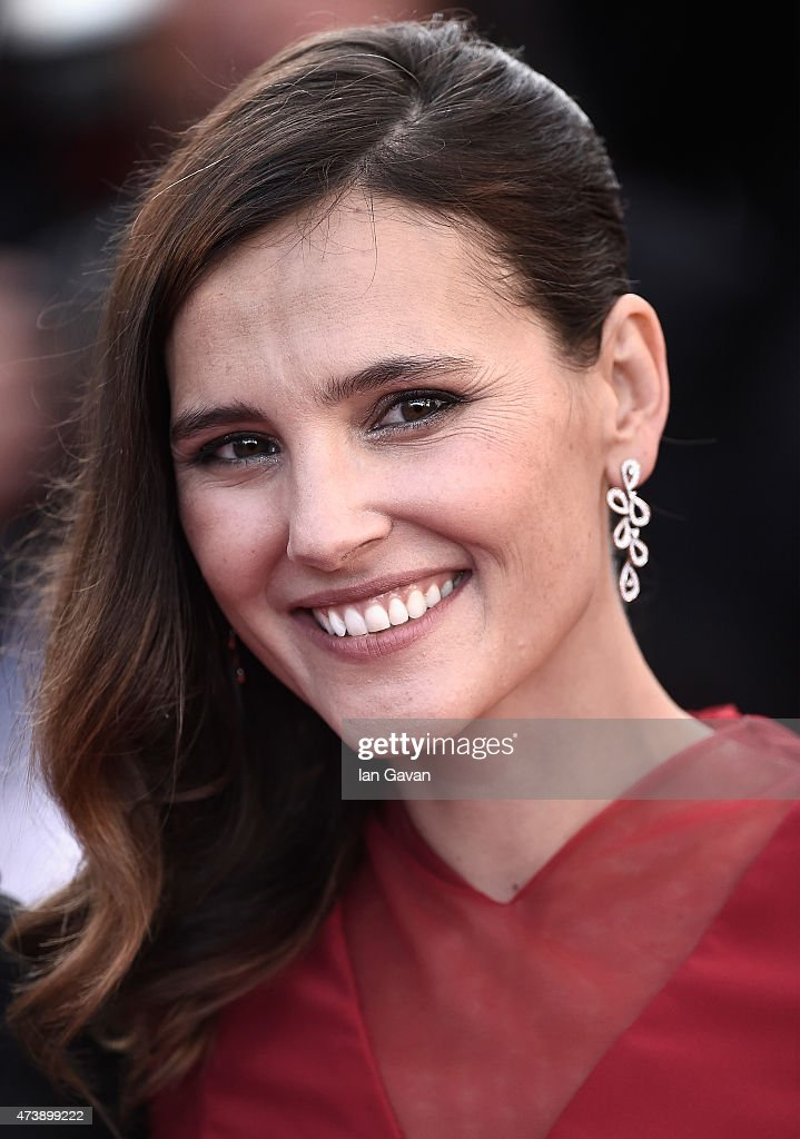 <a gi-track='captionPersonalityLinkClicked' href=/galleries/search?phrase=Virginie+Ledoyen&family=editorial&specificpeople=206954 ng-click='$event.stopPropagation()'>Virginie Ledoyen</a> attends the Premiere of 'Inside Out' during the 68th annual Cannes Film Festival on May 18, 2015 in Cannes, France.