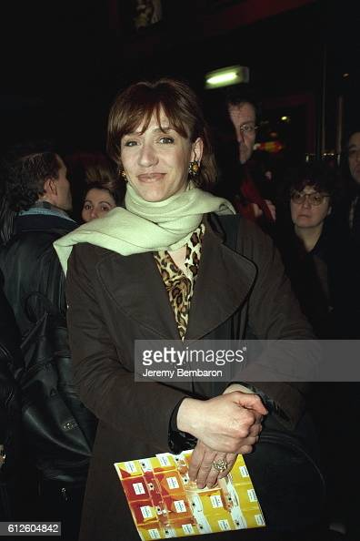 Virginie Lemoine at the Eldorado Theater