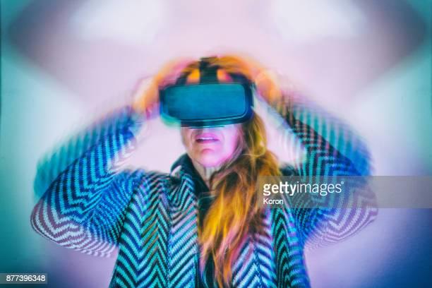 Virtual Reality - Senior Women