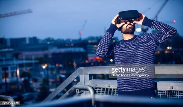 Virtual Reality Simulator.