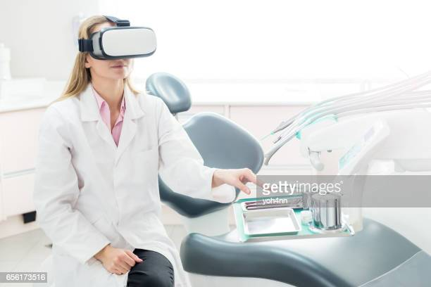Virtual technologies in dental medicine