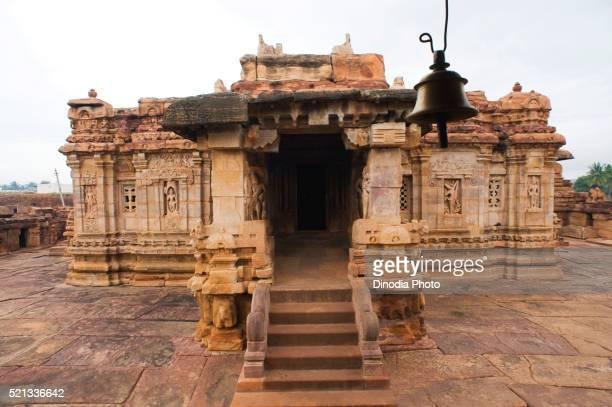 Virupaksha temple, Patadkal, Bagalkot, Karnataka, India