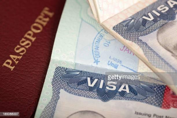 Fundo de visto