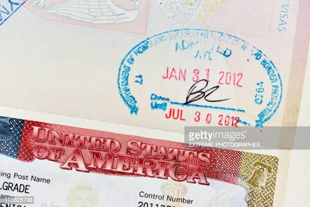 USA Visa Permit