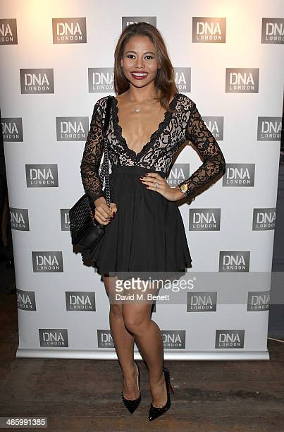 Viscountess Weymouth attends the launch of DNA London on January 30 2014 in London England