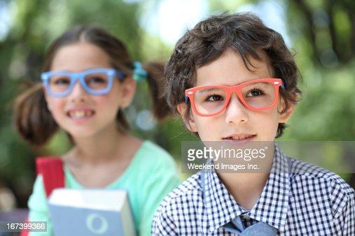 Vision check : Stock Photo
