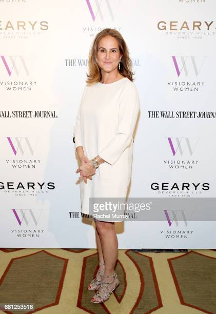 Visionary Circle's Nina Kotick attends the Visionary Women's Salon Mind Body and Soul at Montage Beverly Hills on March 30 2017 in Beverly Hills...