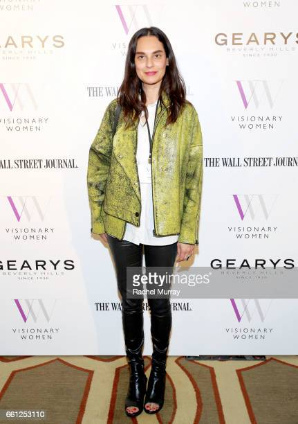 Visionary Circle's Sarvia Jasso attends the Visionary Women's Salon Mind Body and Soul at Montage Beverly Hills on March 30 2017 in Beverly Hills...