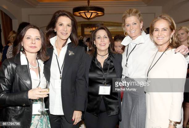 Visionary Women's Salon Mind Body and Soul at Montage Beverly Hills on March 30 2017 in Beverly Hills California