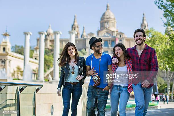 Visita a Barcellona