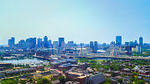 The city of Boston in Massachusetts, USA