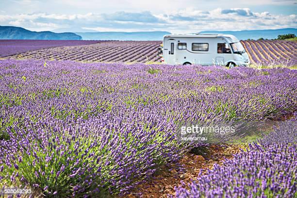 Visite de Provence