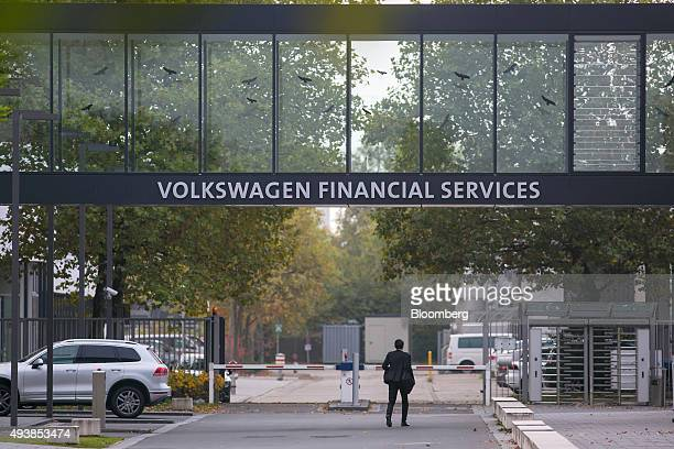 volkswagen financial services stock photos and pictures getty images. Black Bedroom Furniture Sets. Home Design Ideas
