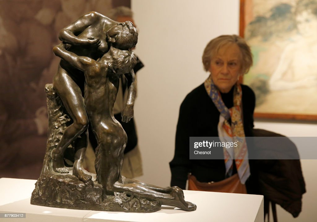 """Camille Claudel : A Treasure Legacy"" Exhibition At Artcurial Prior Claudel's Artworks Go To Auction On November 27th 2017"