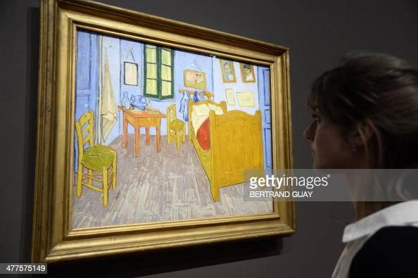 Vincent van gogh peintre photos et images de collection getty images - La chambre de van gogh ...
