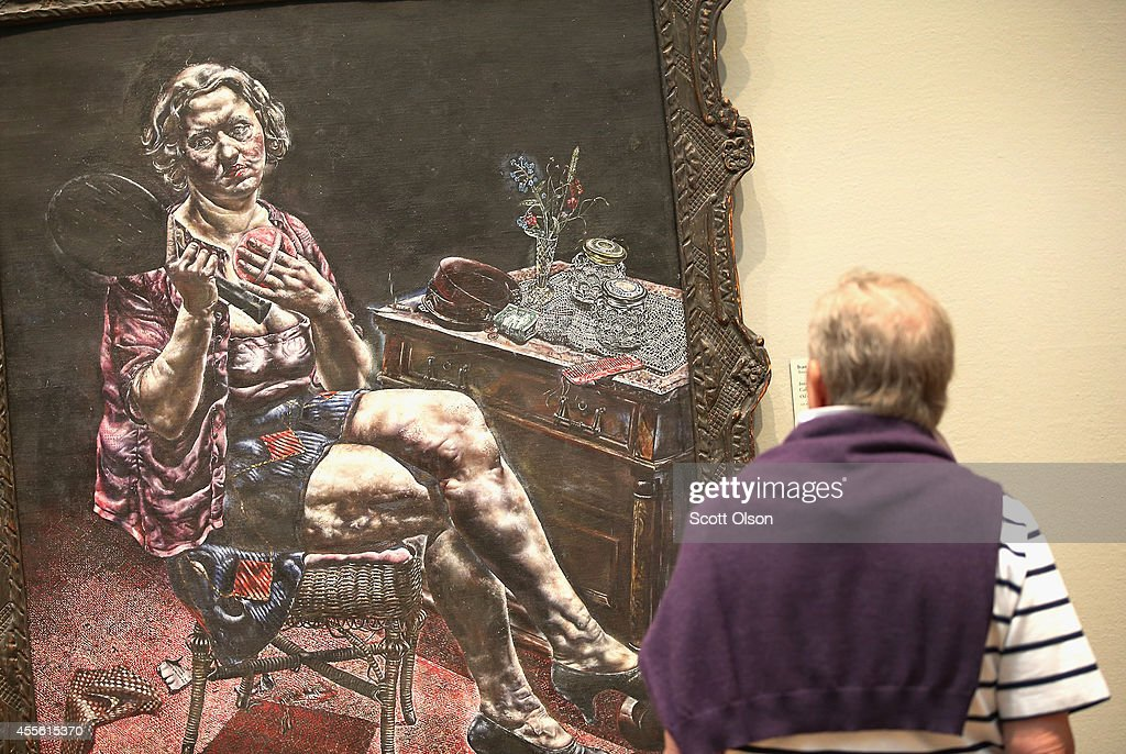 an analysis of the painting into the world there came a soul called ida by ivan albright Courses in afroamerican and african studies (division  when i pitched headforemost into the world i landed  synthesis and qualitative analysis there.