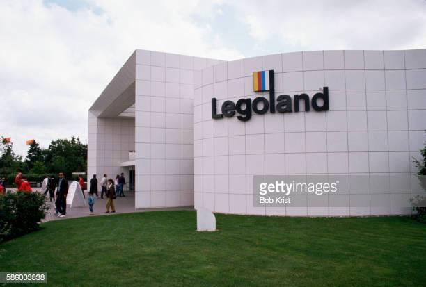 Visitors at Legoland