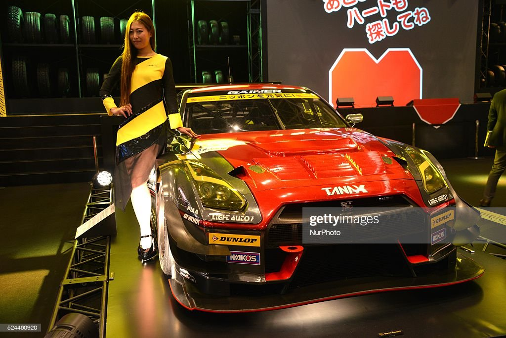 Visitors attend the 2016 tokyo auto salon car show in for A total concept salon
