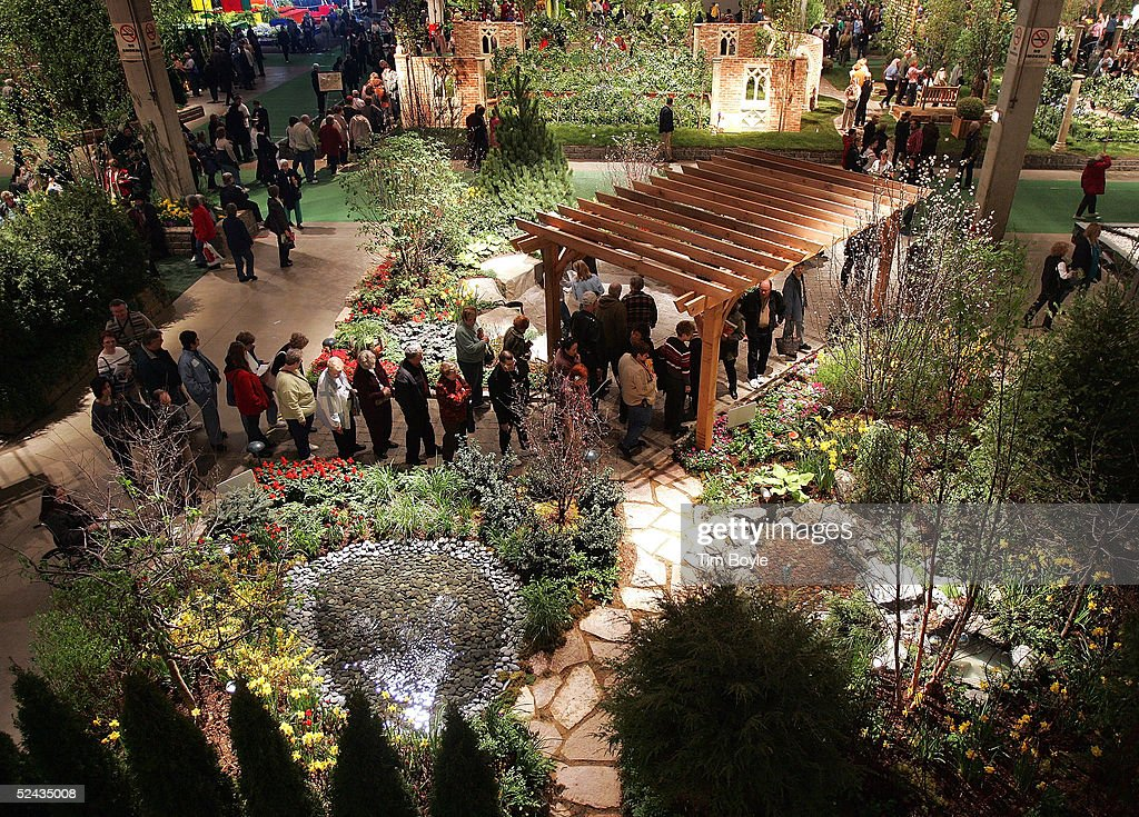 Chicago Garden And Flower Show Offers Spring Preview Photos and