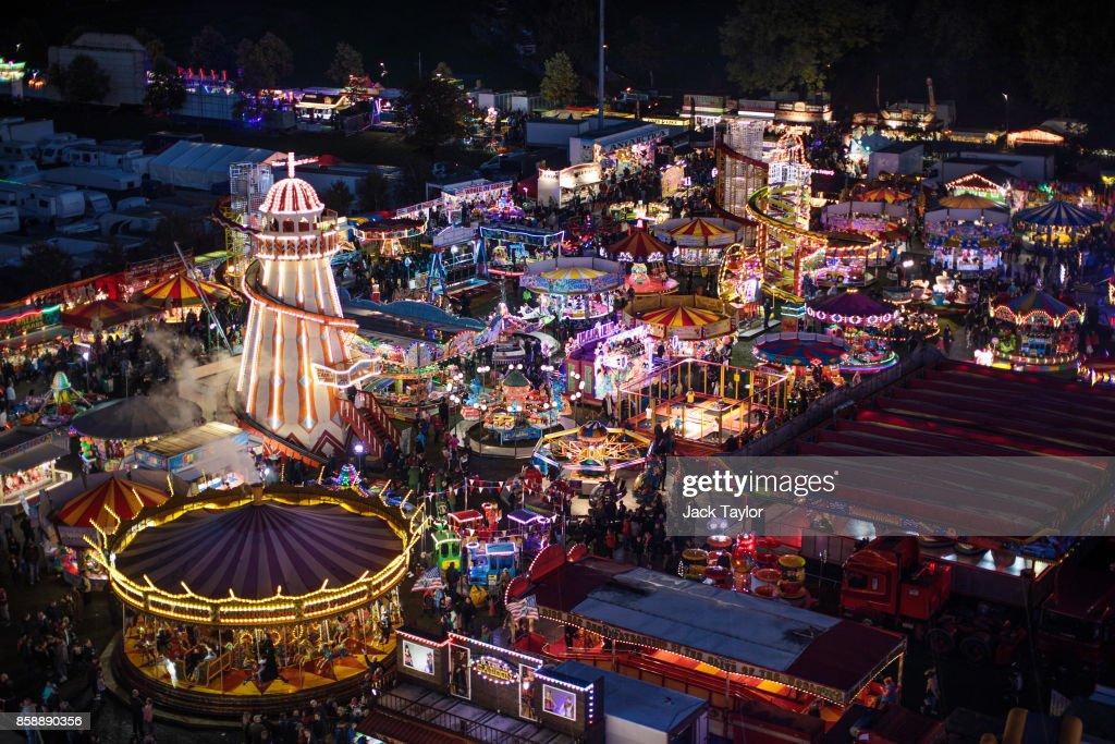 The Annual Nottingham Goose Fair