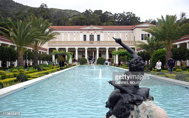 Getty Villa Stock Photos And Pictures Getty Images