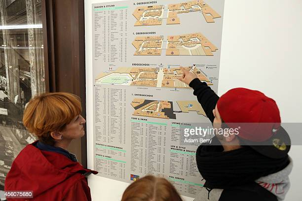 Full Map Stock Photos And Pictures Getty Images - Mall of berlin map