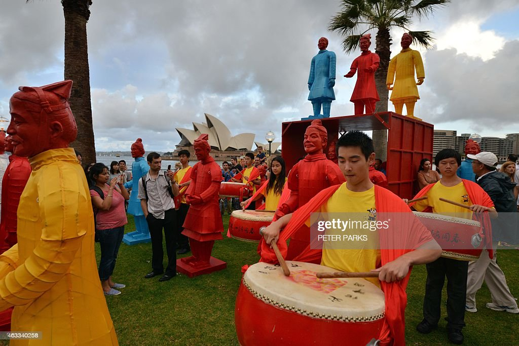 Chinese new year date in Sydney