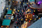 DEU: Annual Christmas Market At Soest