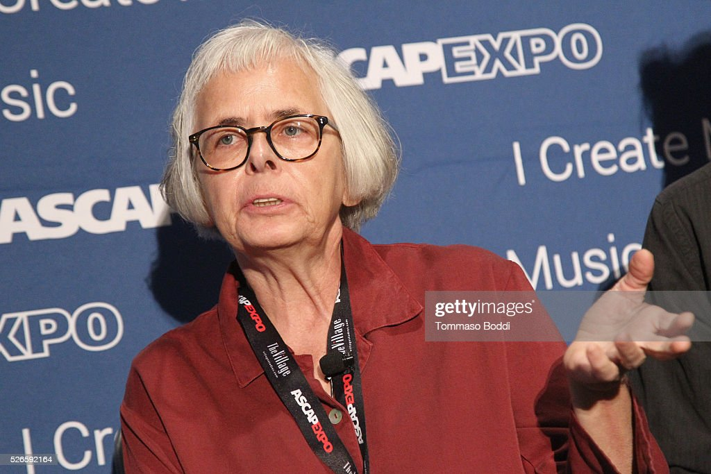 Visual Director, Designer, Animator Candace Reckingerspeaks onstage at the 2016 ASCAP 'I Create Music' EXPO on April 30, 2016 in Los Angeles, California.