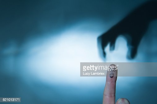 Visualize Fear : Stockfoto