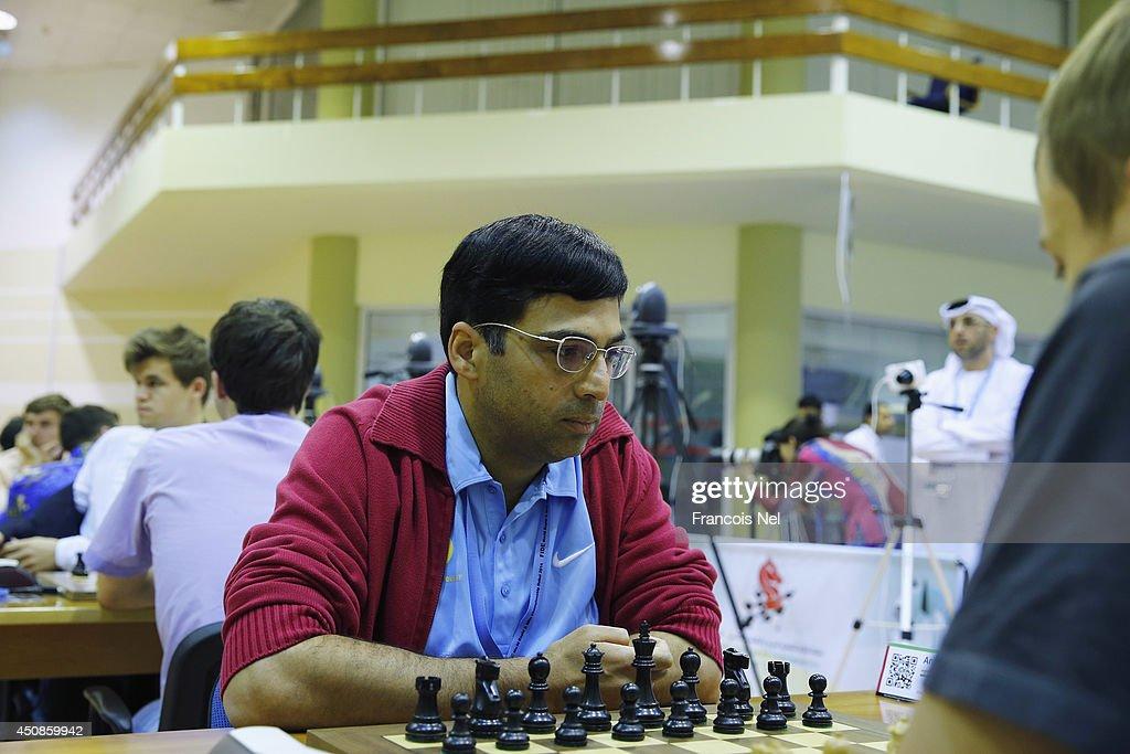 FIDE World Rapid & Blitz Chess Championships 2014