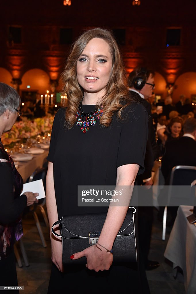 Nobel Prize Banquet 2016, Stockholm