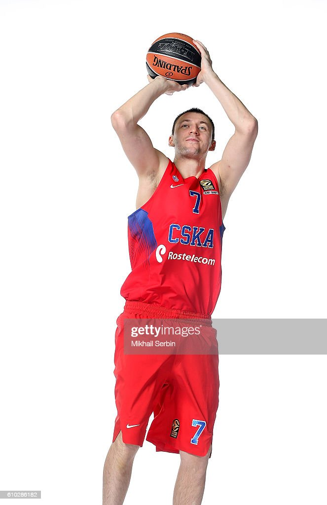 CSKA Moscow 2016/2017 Turkish Airlines EuroLeague Media Day