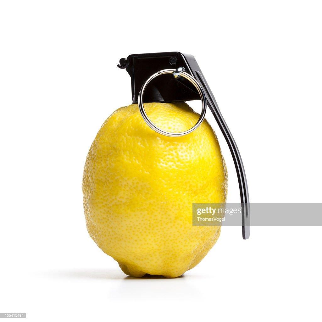 Vitamin Bomb - Lemon Grenade Fruit