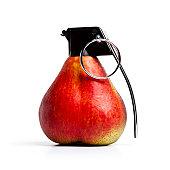 Vitamin Bomb - Pear Grenade Fruit