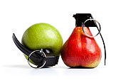 Vitamin Bombs - Apple Pear Grenade Fruit