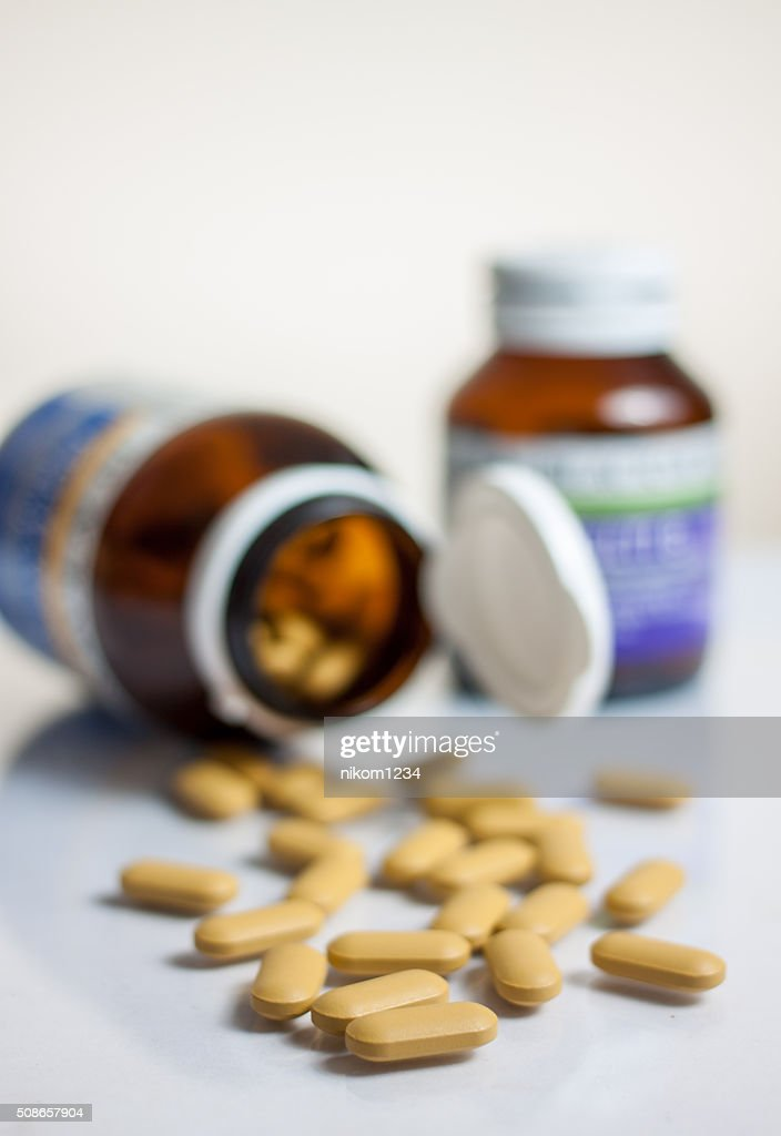 vitamin : Stock Photo